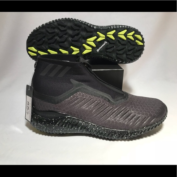 06250fdc0 Adidas Ultra AlphaBounce 5.8 Zip Black
